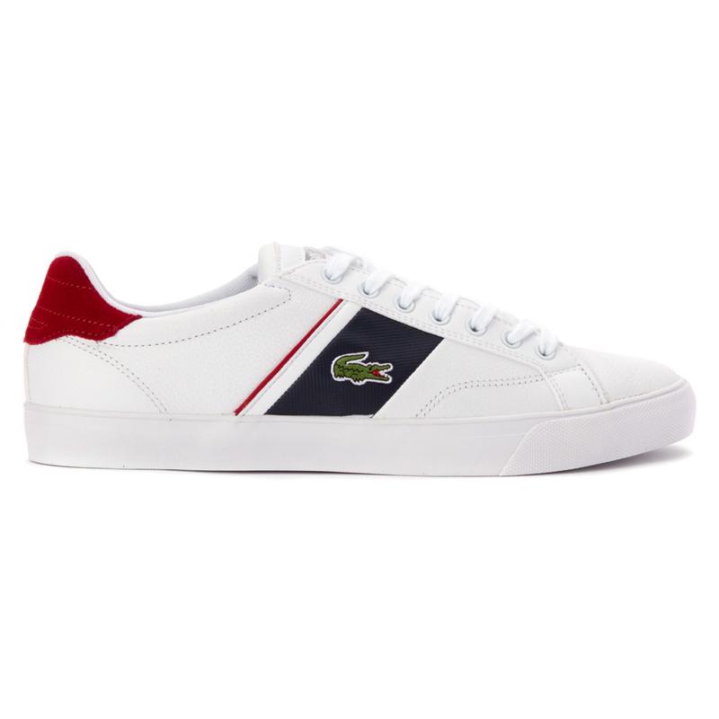 Мъжки спортни обувки Lacoste Fairlead URS white